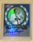 2012 Leaf Metal Golf Gary Player BLUE autograph prismatic paralle CHAMPIONS 1 10