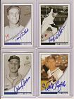 Andy Pafko Cards and Autograph Memorabilia Guide 29