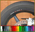 8 x Benelli Tre K Wheel Rim Decals Stickers - trek tre-k 899 tre1130k 1130