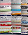 Karen Foster Ribbon sets of 4 different ribbons Several Varieties Baby Cheer