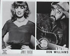 Don Williams Country Music Vintage Austin City Limits Promo Photo
