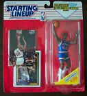 BRAD DAUGHERTY 1993 STARTING LINEUP (SLU) BASKETBALL SEE SCAN