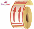 Up Arrows Package Packaging Postage Self-Adhesive Roll Mail Labels Label Planet®