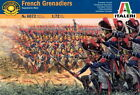 Italeri 1/72 6072 Napoleonic French Grenadiers Soldier