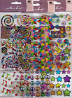 Sticko SHAPE stars peace stickers Adorable Several varieties to choose from
