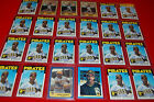 BARRY BONDS ROOKIE CARD COLLECTION!!! 24 CARDS!!!