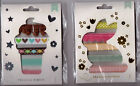 Am Crafts Ribbon sets of 6 different ribbons 24 total ft Nice So Useful