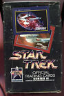 1991 Impel Star Trek Movie Trading Cards 33 Wax Pack Box The Next Generation 2