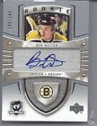 2005 06 UD THE CUP BEN WALTER ROOKIE AUTOGRAPH AUTO UPPER DECK RC 249 191