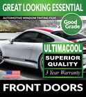 UC PRECUT FRONT DOORS WINDOW TINTING TINT FILM FOR GEO TRACKER 4DR 96 97