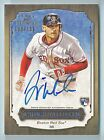 WILL MIDDLEBROOKS 2012 TOPPS FIVE STAR AUTOGRAPH AUTO 150 RED SOX