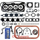 MLS Full Gasket Set w Silicone for 92 01 SUZUKI Sidekick GEO 16L SOHC G16K