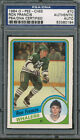 1984 85 OPC O-Pee-Chee #70 Ron Francis PSA DNA Certified Authentic Auto *0194
