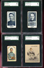1912-13 C57 Clint C. Benedict #3 SGC 30 GOOD 2 Graded Hockey Card *ONLY*
