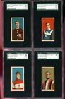 1910-11 C56 Imperial Tobacco #8 Art Ross SGC 30 GOOD 2 Graded Hockey Card *ONLY*