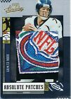 2005 Playoff JOHN ELWAY # AP-13 Absolute Memorabilia Absolute Patches #d 16 25