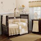Snickerdoodle 10 Piece Baby Crib Bedding Set with Bumper by Cocalo