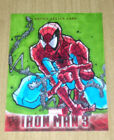 2013 Upper Deck Iron Man 3 Trading Cards 17