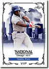 2013 Leaf National Convention VIP 7 Card Promo SET w Yasiel Puig - Pete Rose ++