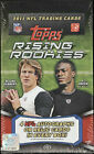 2011 Topps Rising Rookies Football 10