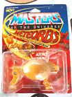 He man MOTU METEORBS ASTRO LION 1985 Vintage Masters of the Universe ON THE CARD