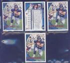 2010 Topps #440A Tim Tebow RC Lot of 4 Broncos B61003