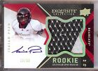 2012 Upper Deck Exquisite Football Rookie Autograph Patch Visual Guide 47