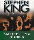 Stephen King - Skeleton Crew: Selections (AUDIOBOOK) *NEW & SEALED*