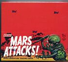 3 boxes 2012 Topps Heritage Mars Attacks Card Box Factory sealed Mars attack