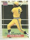 1996 Legends Autograph Collection Willie Stargell On Card Autograph