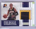 2009-10 NATIONAL TREASURES COLOSSAL DANNY GRANGER AUTO 3 COLOR PATCH 4 5!!