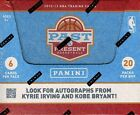 2012-13 PANINI PAST & PRESENT BASKETBALL HOBBY BOX FACTORY SEALED