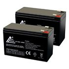 2 X 12V 9Ah Sealed Lead Acid Battery for Electric Scooter and Toy Car
