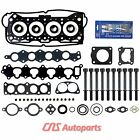 Head Gasket Set Bolts For 92 01 16L SUZUKI SIDEKICK X90 ESTEEM GEO TRACKER 16V