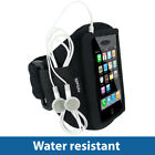 Black Sports Armband for Apple iPhone 3G 3GS Gen 16gb 32gb Gym Running Jogging