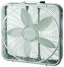 NEW! Electric 20 Inch - Works Quiet Speed / Good Window Box Fan - Moves Cool Air