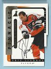 ERIC LINDROS 1997 PINNACLE BE A PLAYER LINK TO HISTORY AUTOGRAPH AUTO SP