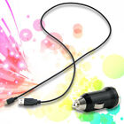 Auto Car Charger + USB Sync Data Cable Cord for LG RHYTHM UX585 Attune UN270