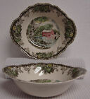 Johnson Brothers FRIENDLY VILLAGE Lug Cereal Bowl BEST More Available  England