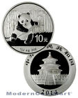 2014 China 1 Troy Oz .999 Silver Panda 10 Yuan Coin SKU29673