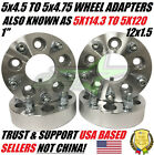 5x45 To 5x475 Wheel Adapters Spacers 1 Inch Also known as 5x1143 to 5x120
