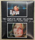 The Complete Bionic Collection 1 Factory Sealed Premium Pack - 2 autos per pack