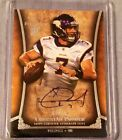 2011 Topps Five Star Football. Christian Ponder ( Auto ) 89 90