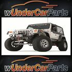 Warn 87700 Rock Crawler Stubby Front Bumper w/o Grille Guard Tubes