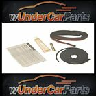 OMIX-ADA 12304.07 Hardtop Seal Kit with Sealant 87-95 Jeep Wrangler (YJ)