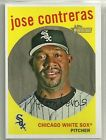 2008 Topps Heritage High Number Baseball Cards 17