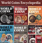 2013 updated Krause Standard Catalog Of World Coins~5 volumes~ DVD(Encyclopedia)