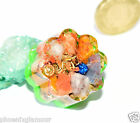 Powerful Orgonite Orgone-Crystal Stone Gold Silver Copper Positive Energy Reiki
