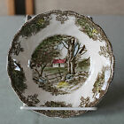 JOHNSON BROTHERS THE FRIENDLY VILLAGE (The Stone Wall) 5 In. Bowl
