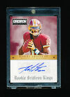 Robert Griffin III Rookie Cards and Autograph Memorabilia Guide 36